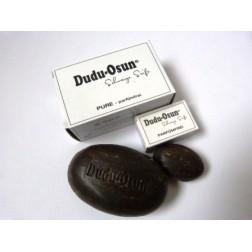 Mýdlo Dudu Osun bez parfemace 150g  Africké černé mýdlo
