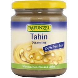 Bio tahini - 100% sezamová pasta nesolená 500g RAPUNZEL