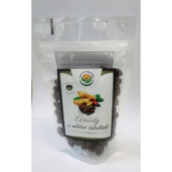Arašídy v mléčné čokoládě 150g SALVIA PARADISE