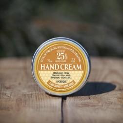 Sportique Krém na ruce a nehty s 25% bamb. másla - MED 75ml