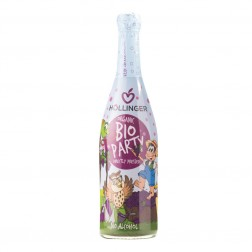 Dětský šampus Bio párty bez alkoholu 750ml Hollinger