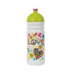 Zdravá lahev Hippies 0,7l LOVE