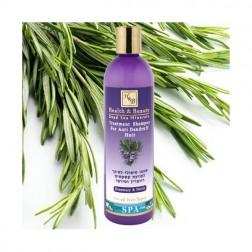 Šampon HB pro lupům s rozmarýnem a kopřivou 400ml