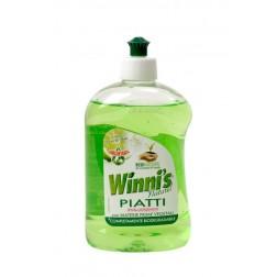 Na ruční mytí nádobí Winni´s Piatti LIME 500ml