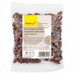 Kustovnice Goji v mléčné čokoládě 100g Wolfberry