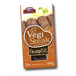 Čevabčiči veganské 180g VETO (Chlazené zboží)