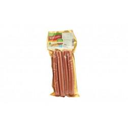 Jemné párky rostlinná uzenina 250g (Chlazené zboží)