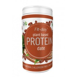 Fit-day PROTEIN DATLOVÝ 600g DÓZA