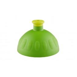 Náhradní VÍČKO na Zdravou lahev ZELENÉ VÍČKO+ ŽLUTÁ ZÁTKA