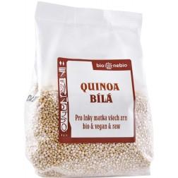 Bio Quinoa Bílá RAW 250g