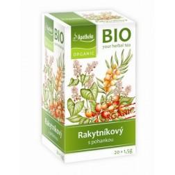 Čaj Rakytníkový s pohankou 30g BIO MEDIATE