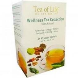 Čaj Wellness kolekce 24x1,5g