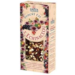 Ovocný čaj s echinaceou sypaný 100g GREŠÍK