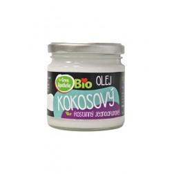 Kokosový olej BIO 200ml APOTHEKE