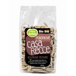 Těstoviny Casarecce pohankové BIO 100% 250g Green Apotheke