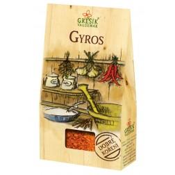 Dobré koření Gyros 30g GREŠÍK