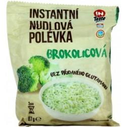 Polévka BROKOLICOVÁ NUDLOVÁ instantní 67g