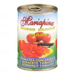 Rajčata SEKANÁ 400g Mariapina