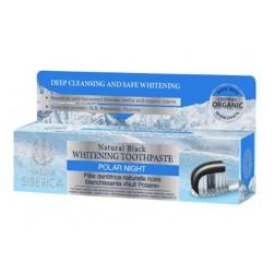 Přírodní Sibiřská zubní pasta - Polární noc 100g Siberica