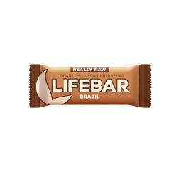 Tyčinka Lifebar brazilská BIO RAW 47g