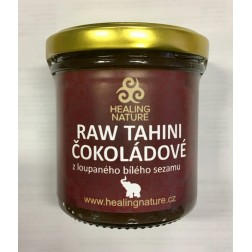 Tahini čokoládové RAW 165ml