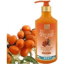 Šampon RAKYTNÍKOVÝ 400ml HB Kosmetika