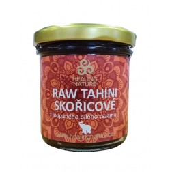 Tahini SKOŘICOVÉ Raw 165ml