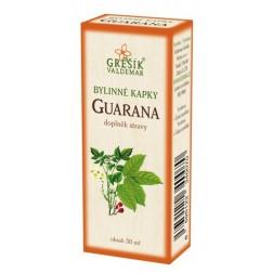 Guarana kapky 50ml GREŠÍK