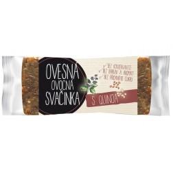 Bezva Tyčinka ovesná svačinka s quinoa 38g