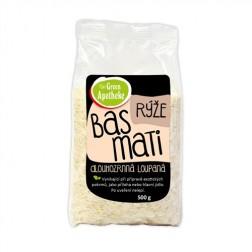 Rýže Basmati dlouhozrnná 500g Green Apotheke