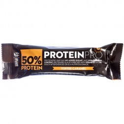 PROTEIN PRO BAR 50% toffee/caramel 45g