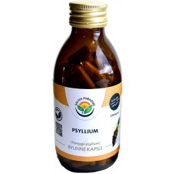 Psyllium kapsle 120ks Salvia Paradise