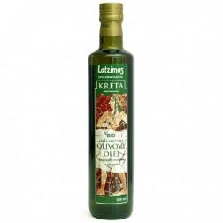 Extra panenský BIO olivový olej LATZIMAS 500ml