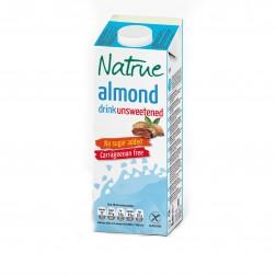 Mandlový nápoj bez cukru 1l Natrue