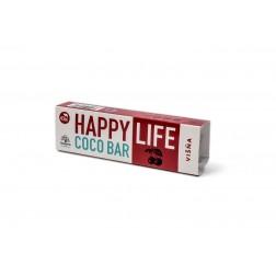 Tyčinka HAPPY LIFE višeň BIO 40g