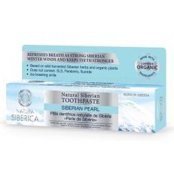 Přírodní sibiřská zubní pasta - Sibiřská perla 100g Siberica