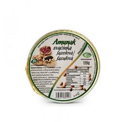 Svačinka fazolová 120g Amunak