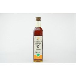 Sirup KOKOSOVÝ BIO 500ml Natural