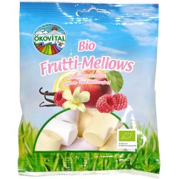 Bonbóny ovocné Marshmallow ÖKOVITAL 100g