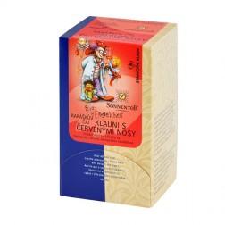 Čaj Raráškův Klauni s červenými nosy porcovaný 40g BIO SONNENTOR