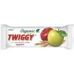 Tyčinka müsli jablečná 20 g BIO TWIGGY