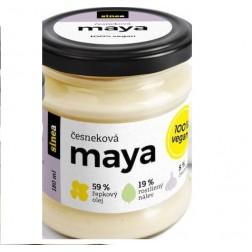Maya česneková omáčka 100%vegan 180ml