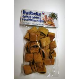 Datlovky - taštičky s povidlovou náplní 120g