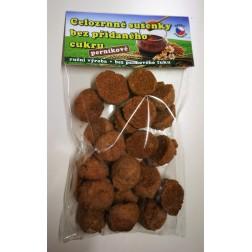Celozrnné sušenky perníkové bez přidaného cukru 100g