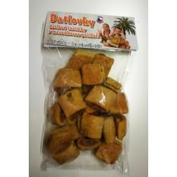Datlovky - taštičky s meruňkovou náplní 120g