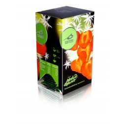 Čaj Santee Jahoda + Aloe vera 20x2,5g