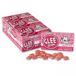 Žvýkačky Glee Gum xylitol Meloun 16ks