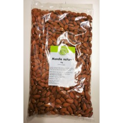 Bezva Mandle natural 1kg