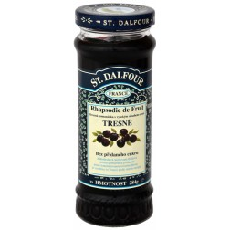 Džem ovocný ovocný třešně 284g ST. DALFOUR
