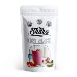 Shake chia DIET koktejl jahoda+malina 450g